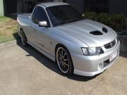 2004 holden CHEV V8 COMMODORE UTE