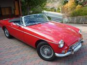 Mgb Mk1 72595 miles MGB 1963 Mk1,  early &  desirable pull-handle ro