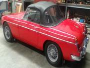 1967 MG M.G. MGB Sports (1967) 2D Roadster with Overdrive