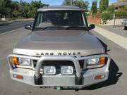 Land Rover Discovery 190668 miles
