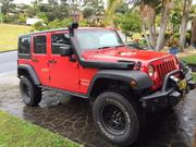 Jeep 2011 Jeep wrangler - Automatic turbo deisel