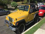 Jeep Wrangler 210000 miles