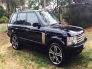 2003 LAND ROVER 2003 Land Rover Range Rover Vogue Auto 4x4 MY03
